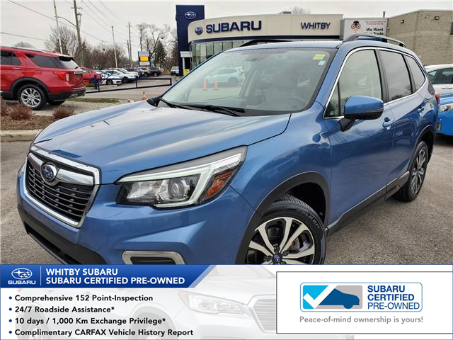 2019 Subaru Forester 2.5i Limited (Stk: 20S618A) in Whitby - Image 1 of 20