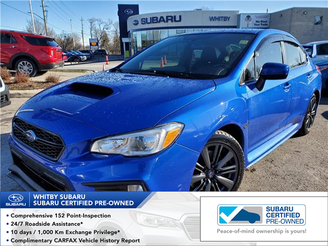 2018 Subaru WRX Base (Stk: 21S96A) in Whitby - Image 1 of 19