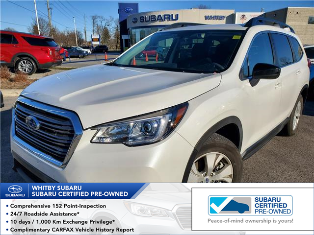 2020 Subaru Ascent Convenience (Stk: U4050P) in Whitby - Image 1 of 8