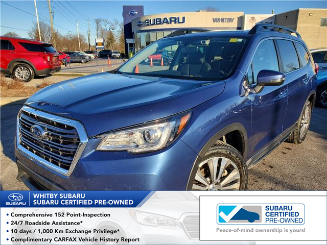 2020 Subaru Ascent Limited (Stk: 21S139A) in Whitby - Image 1 of 15