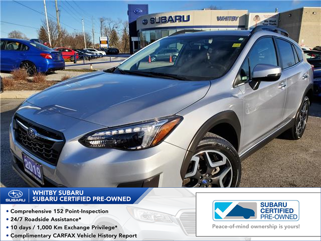 2019 Subaru Crosstrek Limited (Stk: 21S171A) in Whitby - Image 1 of 20