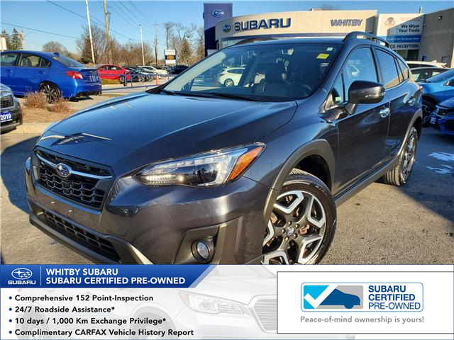 2019 Subaru Crosstrek Limited (Stk: 21S237A) in Whitby - Image 1 of 20