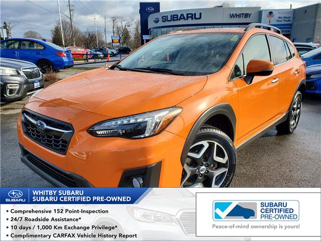 2018 Subaru Crosstrek Limited (Stk: 20S1156A) in Whitby - Image 1 of 19