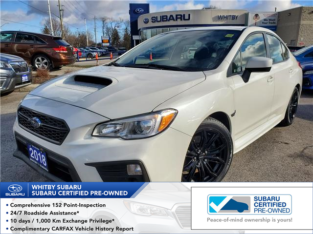 2018 Subaru WRX Base (Stk: U4059LD) in Whitby - Image 1 of 17