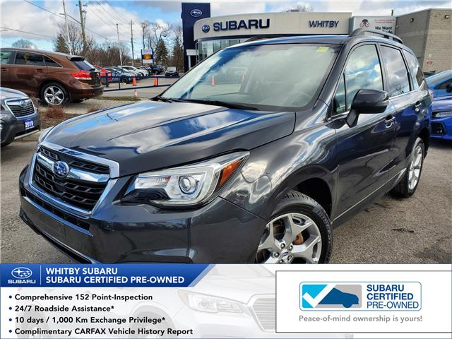 2018 Subaru Forester 2.5i Limited (Stk: 21S160A) in Whitby - Image 1 of 20