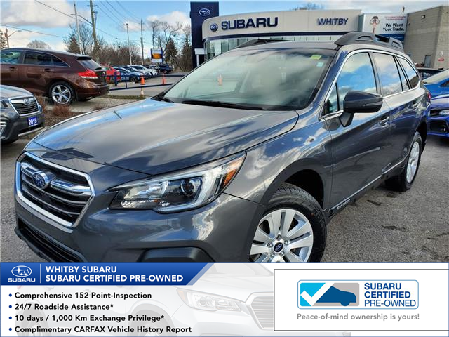 2018 Subaru Outback 2.5i Touring (Stk: 20S1136A) in Whitby - Image 1 of 20