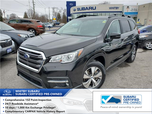 2019 Subaru Ascent Touring (Stk: 21S238A) in Whitby - Image 1 of 23
