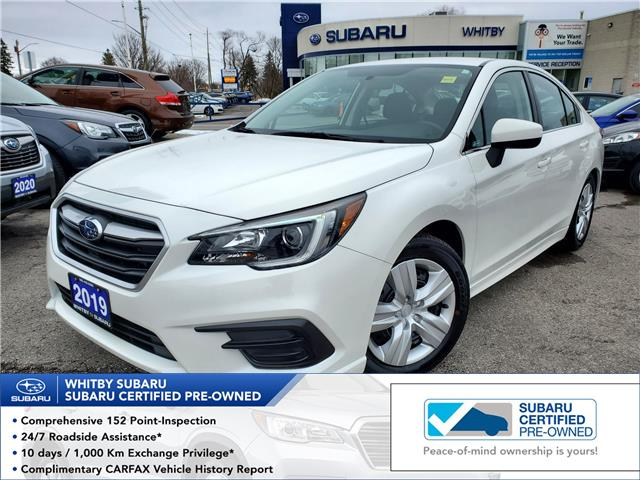 2019 Subaru Legacy 2.5i (Stk: 20S1116A) in Whitby - Image 1 of 19