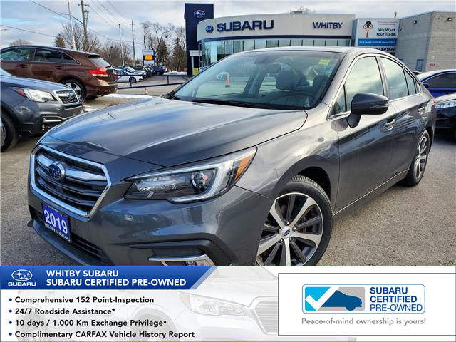 2019 Subaru Legacy 2.5i Limited w/EyeSight Package (Stk: 20S1022A) in Whitby - Image 1 of 20