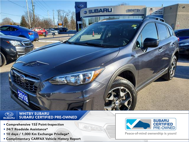 2018 Subaru Crosstrek Convenience (Stk: 21S34A) in Whitby - Image 1 of 19