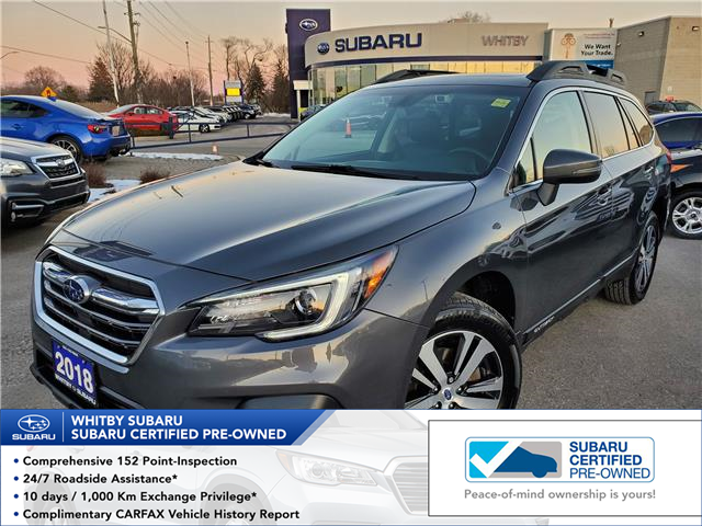 2018 Subaru Outback 3.6R Limited (Stk: 21S282A) in Whitby - Image 1 of 20