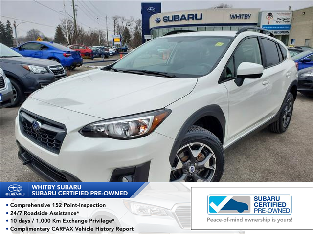 2018 Subaru Crosstrek Touring (Stk: 21S224A) in Whitby - Image 1 of 19