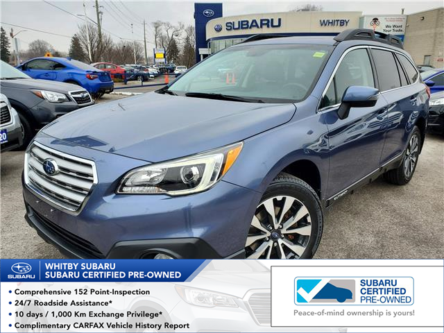 2015 Subaru Outback 2.5i Limited Package (Stk: 20S1111A) in Whitby - Image 1 of 20