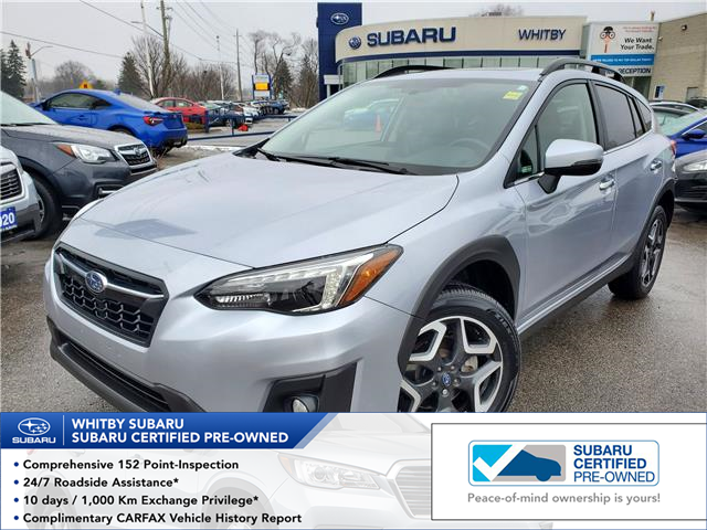 2019 Subaru Crosstrek Limited (Stk: 20S490A) in Whitby - Image 1 of 20