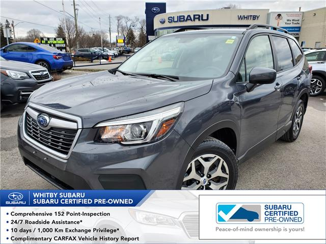 2020 Subaru Forester Convenience (Stk: 20S1196A) in Whitby - Image 1 of 19