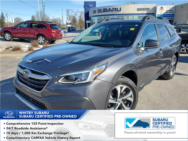 2020 Subaru Outback Limited (Stk: 21S356A) in Whitby - Image 1 of 9