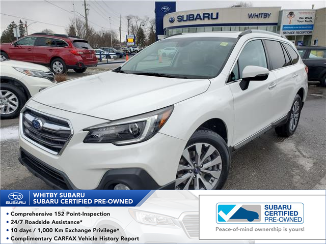 2018 Subaru Outback 3.6R Premier EyeSight Package (Stk: 21S79A) in Whitby - Image 1 of 20