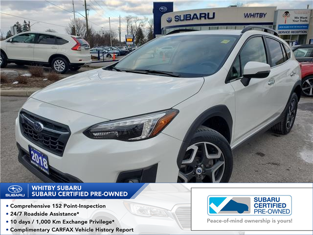 2018 Subaru Crosstrek Limited (Stk: 21S304A) in Whitby - Image 1 of 19