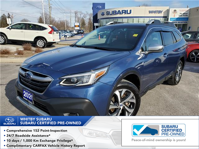 2020 Subaru Outback Premier XT (Stk: 20S1142A) in Whitby - Image 1 of 19