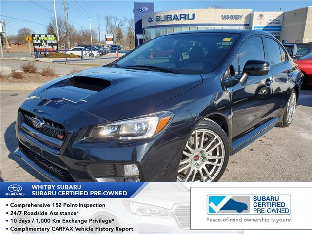 2017 Subaru WRX STI Sport-tech (Stk: 20S1199A) in Whitby - Image 1 of 20