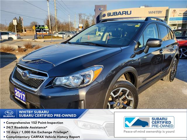 2017 Subaru Crosstrek Limited (Stk: 21S117A) in Whitby - Image 1 of 18