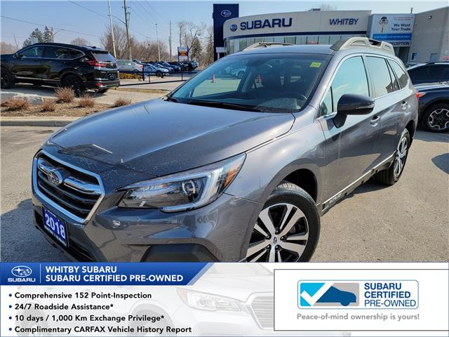 2018 Subaru Outback 3.6R Limited (Stk: 21S278A) in Whitby - Image 1 of 21