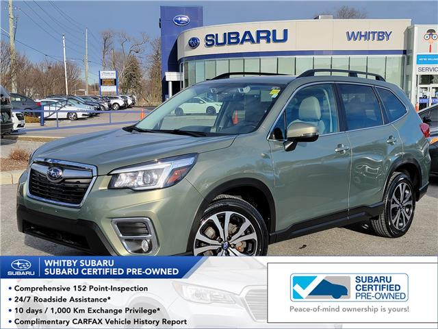 2019 Subaru Forester 2.5i Limited (Stk: 21S264A) in Whitby - Image 1 of 20