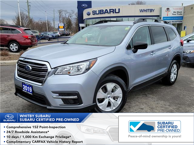 2019 Subaru Ascent Convenience (Stk: 21S448A) in Whitby - Image 1 of 20