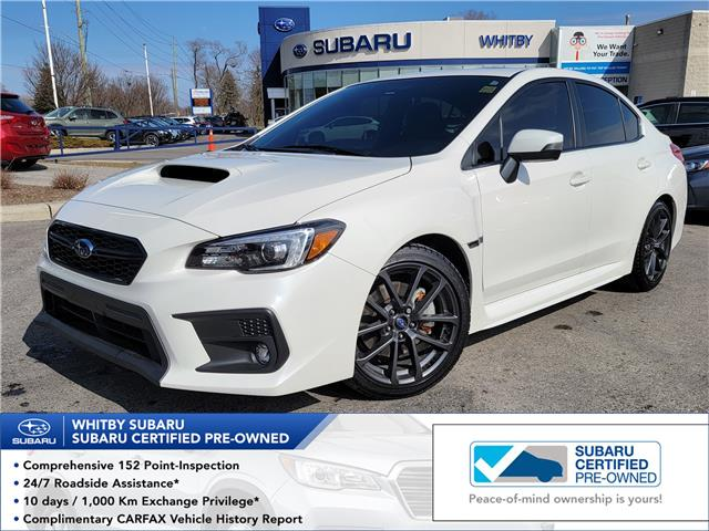 2019 Subaru WRX Sport-tech (Stk: 21S334A) in Whitby - Image 1 of 20