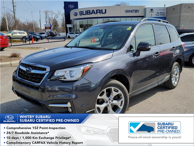 2018 Subaru Forester 2.5i Limited (Stk: 21S361A) in Whitby - Image 1 of 8