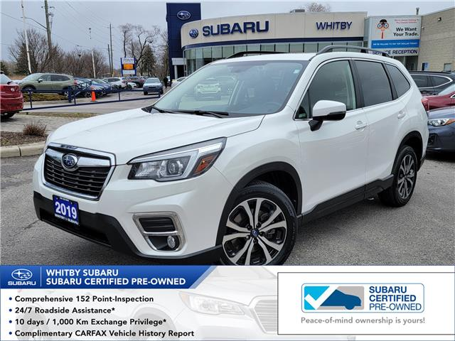 2019 Subaru Forester 2.5i Limited (Stk: 21S358A) in Whitby - Image 1 of 20