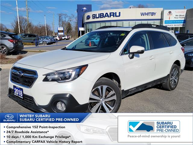 2018 Subaru Outback 2.5i Limited (Stk: 21S494A) in Whitby - Image 1 of 2