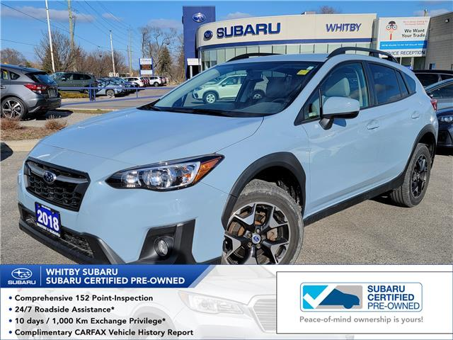 2018 Subaru Crosstrek Touring (Stk: 21S313A) in Whitby - Image 1 of 2