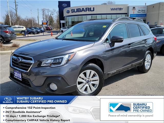 2019 Subaru Outback 2.5i Touring (Stk: 21S466A) in Whitby - Image 1 of 20