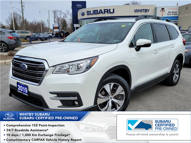 2019 Subaru Ascent Touring (Stk: 21S215A) in Whitby - Image 1 of 23