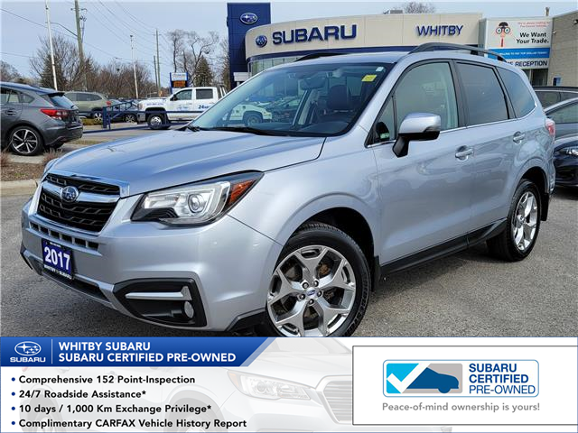 2017 Subaru Forester 2.5i Limited (Stk: 21S331A) in Whitby - Image 1 of 21