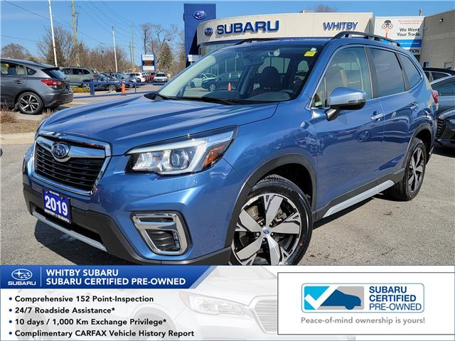 2019 Subaru Forester 2.5i Premier (Stk: 21S332A) in Whitby - Image 1 of 20