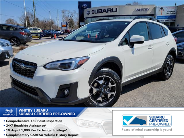 2020 Subaru Crosstrek Sport (Stk: 21S285A) in Whitby - Image 1 of 21
