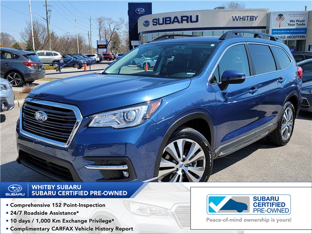 2019 Subaru Ascent Limited (Stk: 21S335A) in Whitby - Image 1 of 22