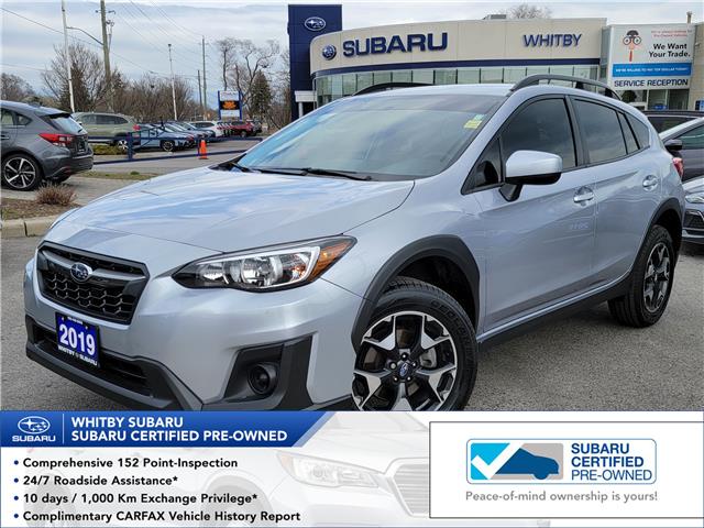 2019 Subaru Crosstrek Convenience (Stk: 21S534A) in Whitby - Image 1 of 17