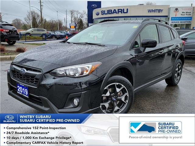 2019 Subaru Crosstrek Touring (Stk: 21S12A) in Whitby - Image 1 of 19
