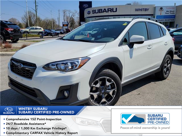 2019 Subaru Crosstrek Touring (Stk: U4139P) in Whitby - Image 1 of 4