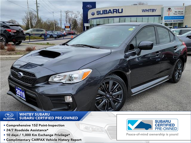 2019 Subaru WRX Base (Stk: 21S515A) in Whitby - Image 1 of 19