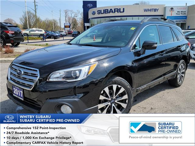 2017 Subaru Outback 3.6R Limited (Stk: 21S389A) in Whitby - Image 1 of 18
