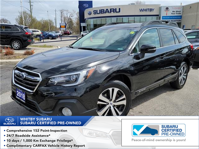 2018 Subaru Outback 2.5i Limited (Stk: 21S544A) in Whitby - Image 1 of 21