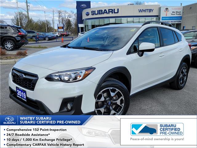 2019 Subaru Crosstrek Touring (Stk: U4136LD) in Whitby - Image 1 of 20