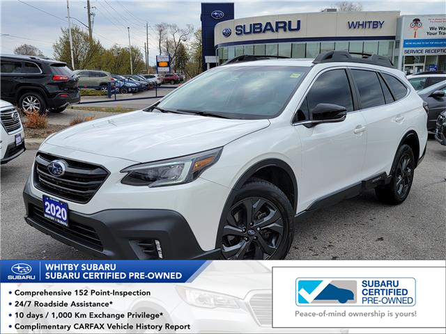 2020 Subaru Outback Outdoor XT (Stk: 21S578A) in Whitby - Image 1 of 17