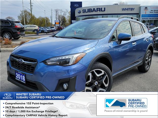 2018 Subaru Crosstrek Limited (Stk: 21S435A) in Whitby - Image 1 of 21