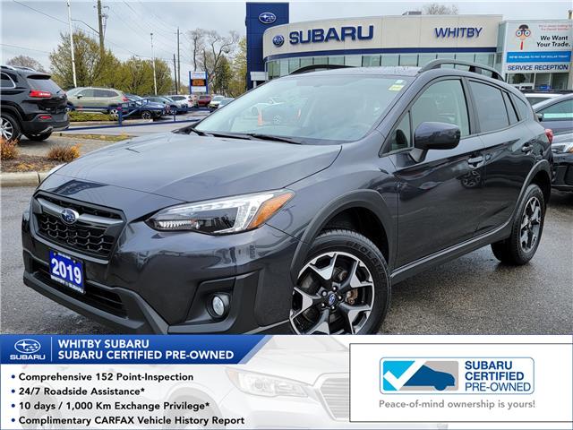 2019 Subaru Crosstrek Sport (Stk: U4148LD) in Whitby - Image 1 of 21