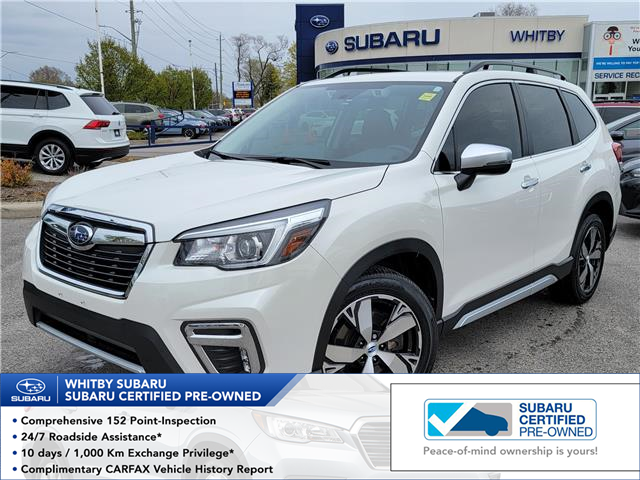 2020 Subaru Forester Premier (Stk: 21S588A) in Whitby - Image 1 of 21